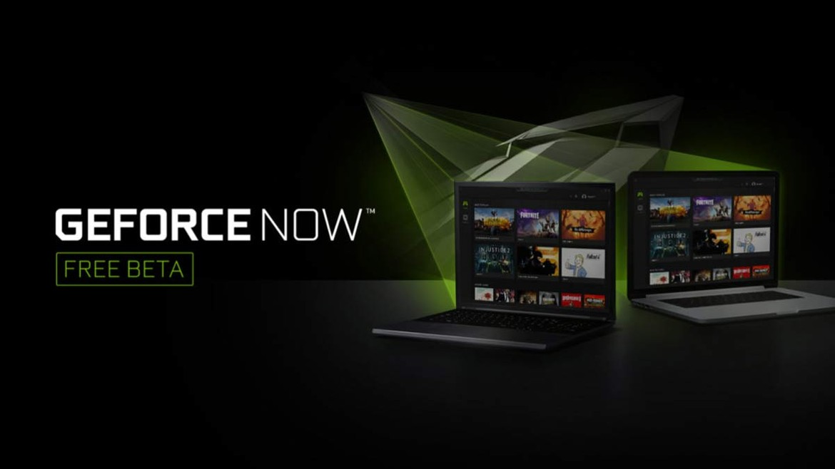 Beta testy GeForce Now na androidzie